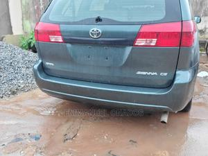 Toyota Sienna 2005 CE Green   Cars for sale in Lagos State, Abule Egba