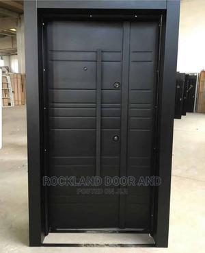 4ft Black Turkish Luxury Door | Doors for sale in Lagos State, Surulere