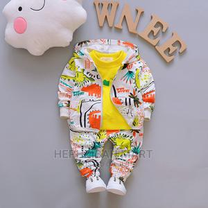 Cute Dinosaur 3pcs | Children's Clothing for sale in Oyo State, Ibadan