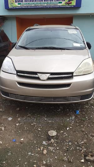Toyota Sienna 2006 Gold | Cars for sale in Lagos State, Ifako-Ijaiye