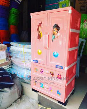Drawers Cabinet Wardrobe for Cloth Storage   Children's Furniture for sale in Rivers State, Port-Harcourt
