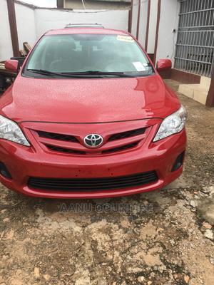 Toyota Corolla 2012 Red   Cars for sale in Ekiti State, Ado Ekiti