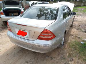 Mercedes-Benz C240 2003 Silver | Cars for sale in Kogi State, Dekina