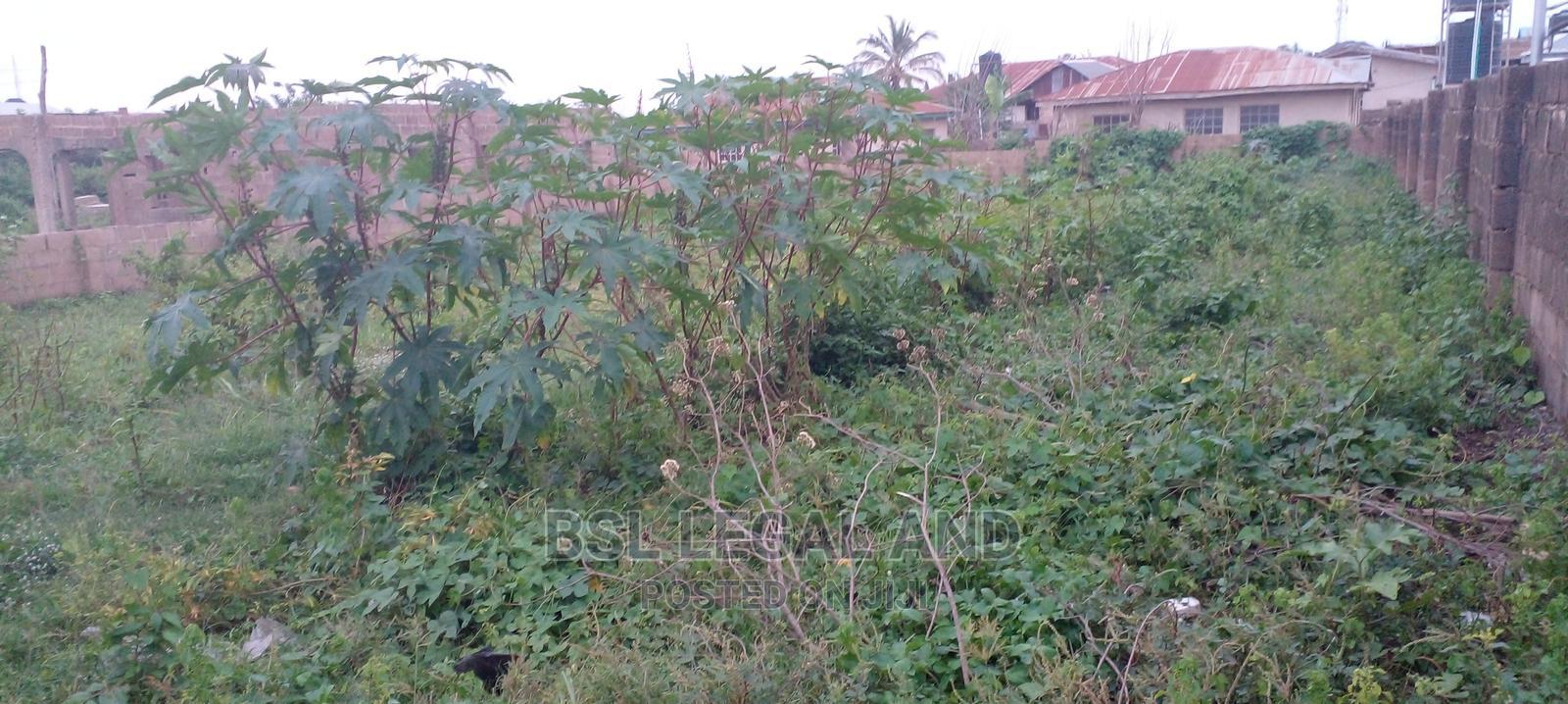 700sqm of Land at Elebu, Off Akala Expressway, Ibadan, Oyo S