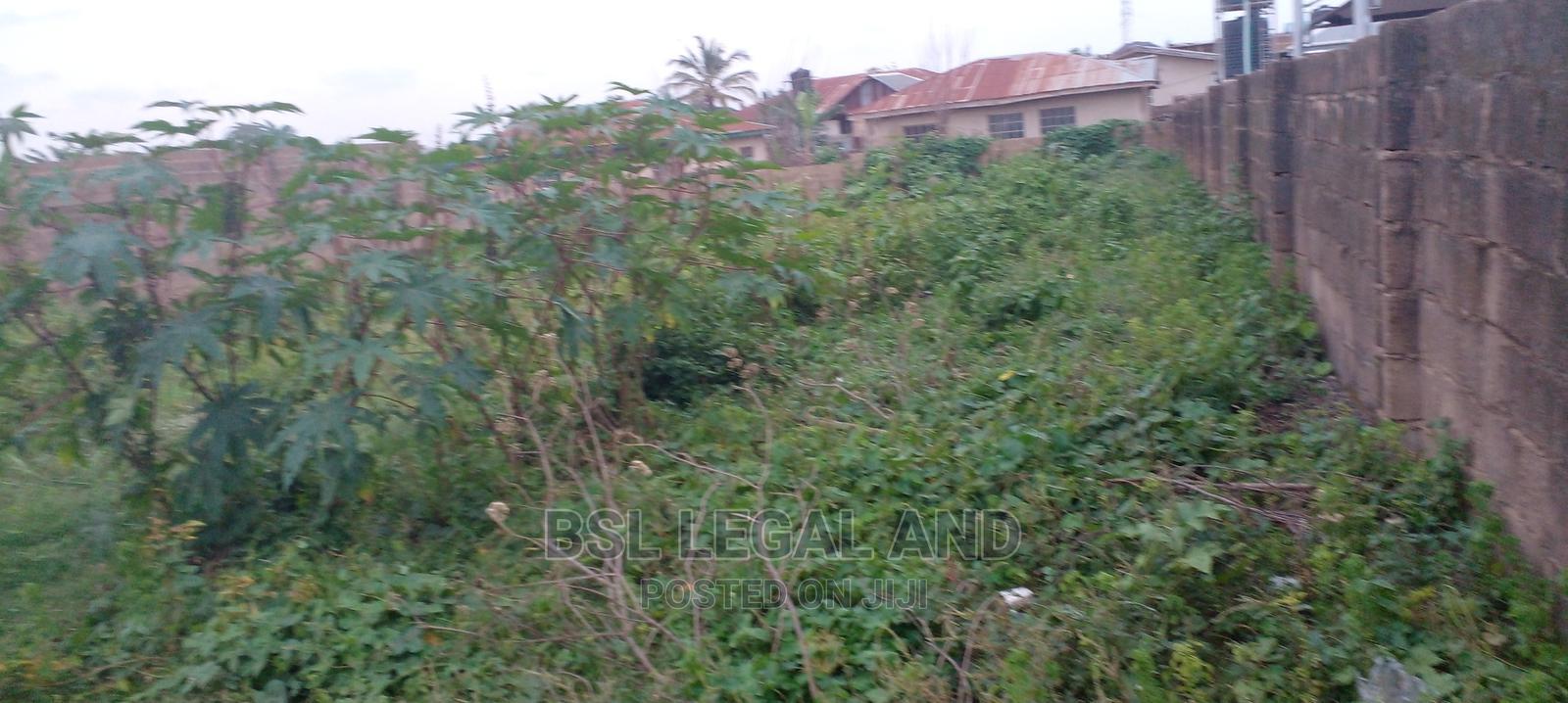700sqm of Land at Elebu, Off Akala Expressway, Ibadan, Oyo S   Land & Plots For Sale for sale in Akala Express, Ibadan, Nigeria
