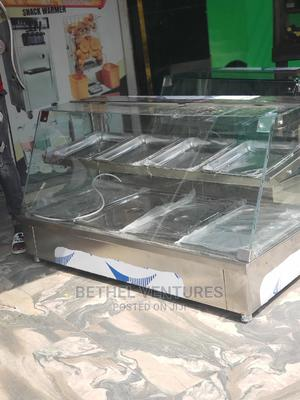 New Quality 4 Plate Food Warmer | Restaurant & Catering Equipment for sale in Lagos State, Lekki