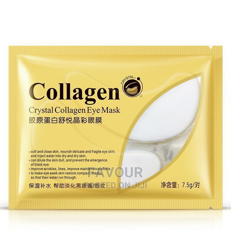 Beauty Crystal Collagen Eye Mask X5