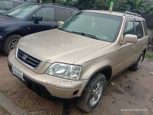 Honda CR-V 1998 2.0 Automatic Gold | Cars for sale in Rivers State, Port-Harcourt