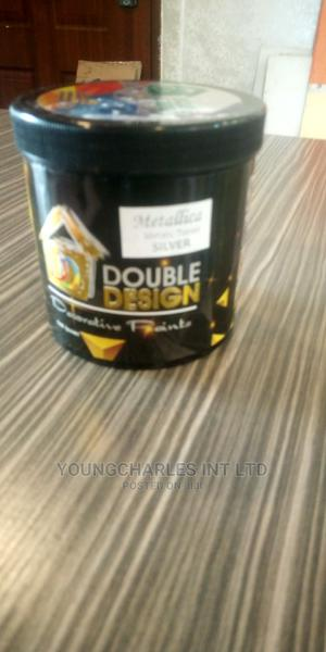1 Liter Water Based Aluminium Paint. | Building Materials for sale in Lagos State, Orile
