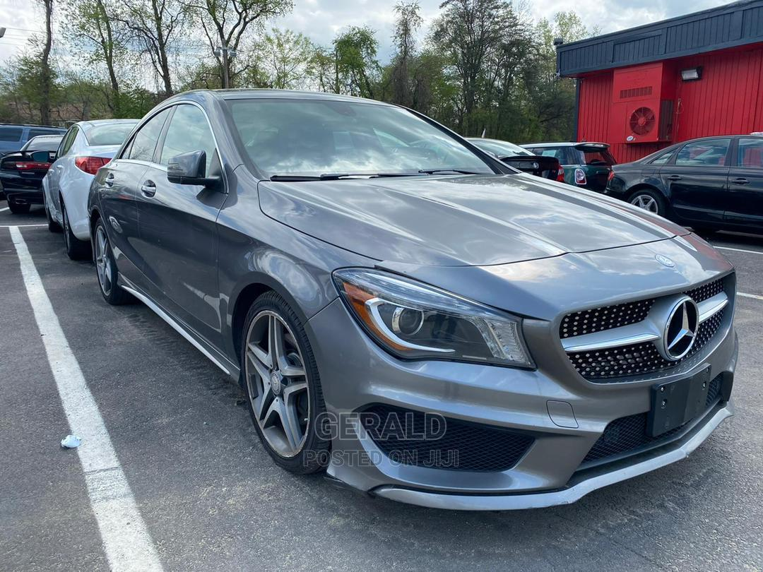 Mercedes-Benz CLA-Class 2014 Gray | Cars for sale in Ojota, Lagos State, Nigeria