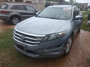 Honda Accord CrossTour 2010 EX-L AWD Blue | Cars for sale in Lagos State, Ikorodu