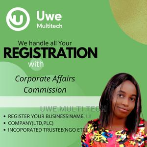 Business Name Registration With Corporate Affairs Commission   Legal Services for sale in Rivers State, Obio-Akpor