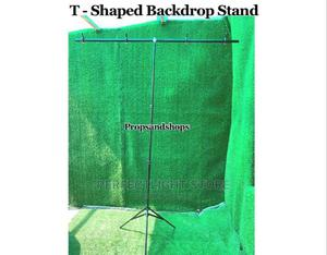 T Backdrop Stand   Accessories & Supplies for Electronics for sale in Lagos State, Lagos Island (Eko)