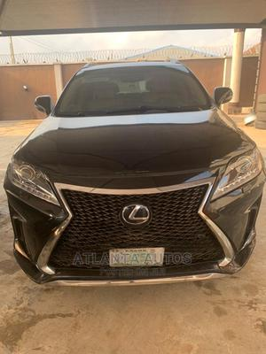 Lexus RX 2012 350 AWD Black | Cars for sale in Ondo State, Akure