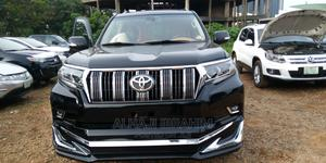 Toyota Land Cruiser Prado 2019 GXR Black | Cars for sale in Abuja (FCT) State, Central Business District