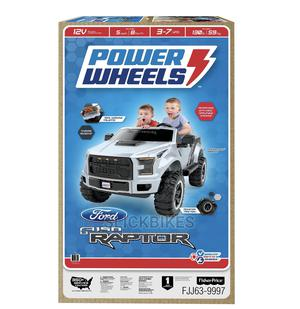 Power Wheels Ford F-150 Raptor Extreme 12-V Ride-On Truck | Toys for sale in Lagos State, Isolo