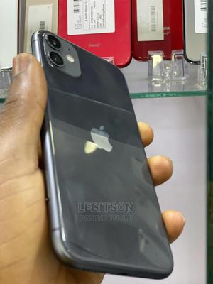 Apple iPhone 11 64 GB Black   Mobile Phones for sale in Rivers State, Port-Harcourt