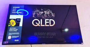 "50""Qled 4k Hdr Samsung Smart TV   TV & DVD Equipment for sale in Lagos State, Ojo"