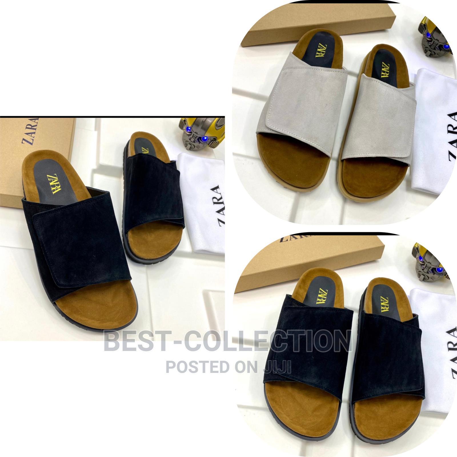 Designer Quality Zara Palm Slippers   Shoes for sale in Lagos Island (Eko), Lagos State, Nigeria