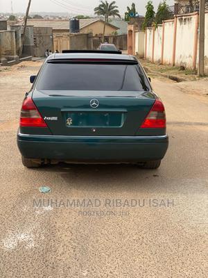 Mercedes-Benz C180 2001 Green   Cars for sale in Kaduna State, Kaduna / Kaduna State