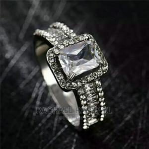 Engagement Wedding Ring for Women - Silver | Wedding Wear & Accessories for sale in Lagos State, Ikorodu