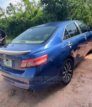 Toyota Camry 2008 2.4 LE Blue | Cars for sale in Edo State, Benin City