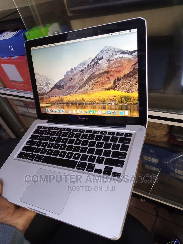 Archive: Laptop Apple MacBook 2010 4GB Intel Core 2 Duo HDD 320GB