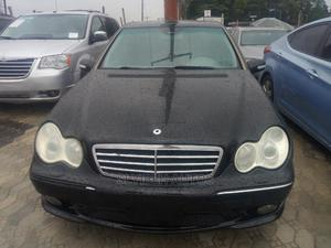 Mercedes-Benz C230 2005 Black | Cars for sale in Lagos State, Ajah