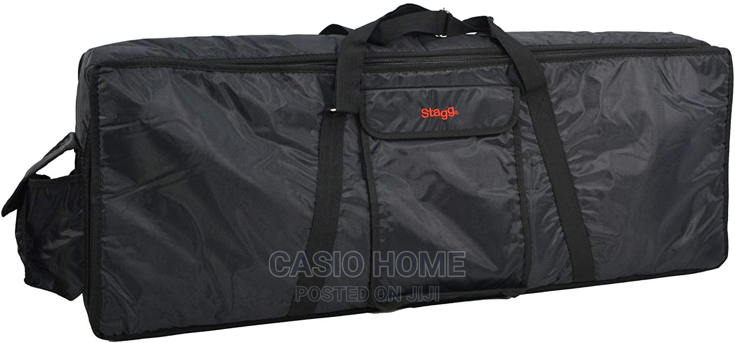 High Performance UK New Double Padded Piano Keyboard Bags