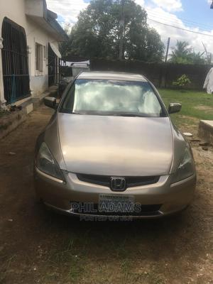 Honda Accord 2005 Sedan LX Automatic Gold | Cars for sale in Cross River State, Calabar