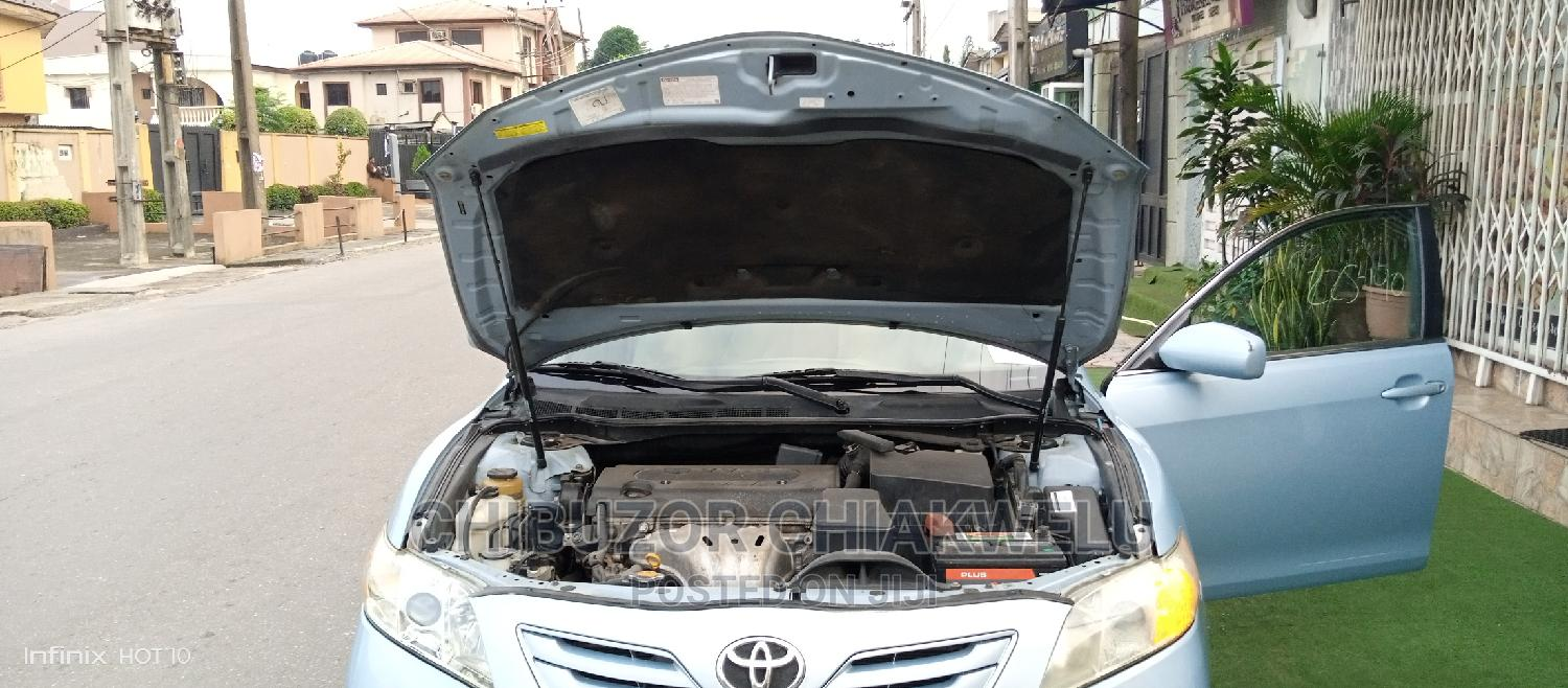 Toyota Camry 2007 Blue   Cars for sale in Ikeja, Lagos State, Nigeria