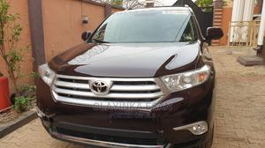 Toyota Highlander 2012 Limited Brown | Cars for sale in Lagos State, Alimosho