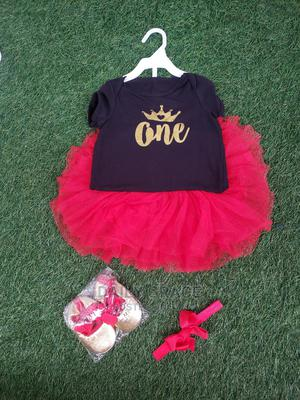 First Birthday Outfit   Children's Clothing for sale in Lagos State, Ikeja