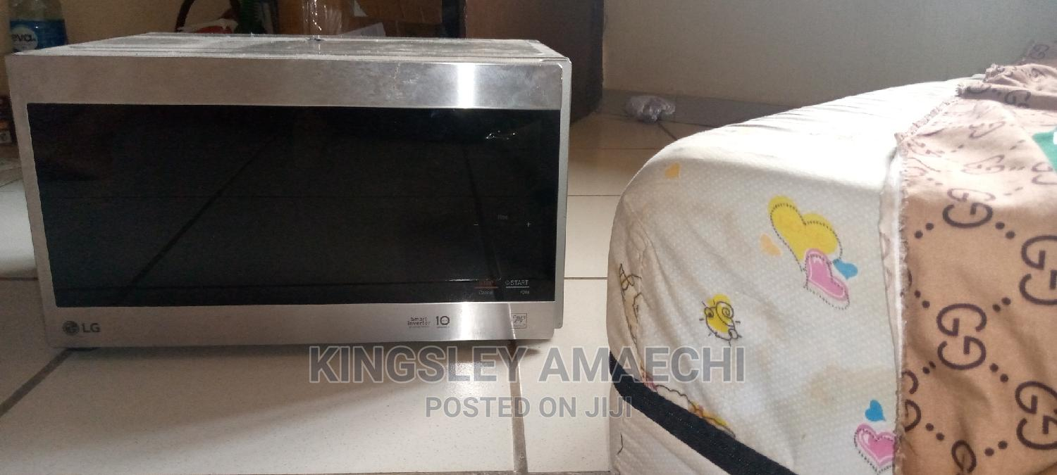 Archive: Microwave LG
