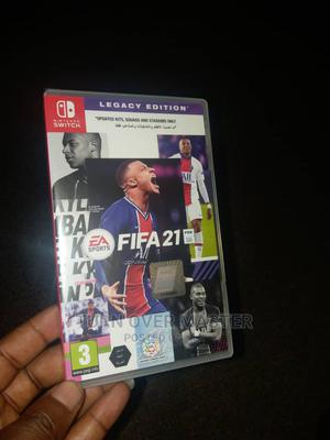 Nintendo Switch Fifa21 | Video Games for sale in Lagos State, Ikeja