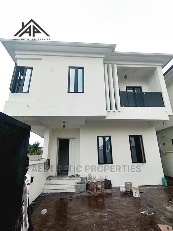 5bdrm Duplex in Ajah for Sale