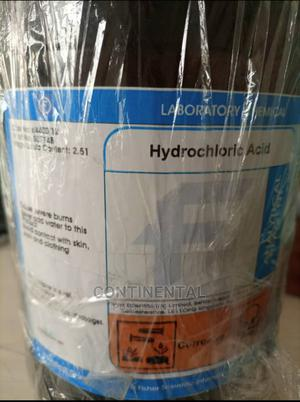 Hydrochloric Acid | Medical Supplies & Equipment for sale in Rivers State, Port-Harcourt
