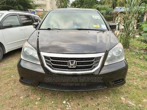 Honda Odyssey 2007 Touring Black | Cars for sale in Lagos State, Ogudu