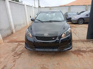 Toyota Matrix 2010 Black | Cars for sale in Kwara State, Ilorin South