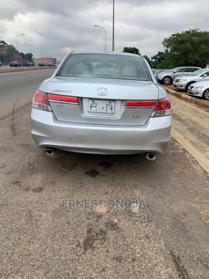 Honda Accord 2012 Sedan EX V-6 Silver | Cars for sale in Abuja (FCT) State, Gwarinpa