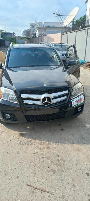 Mercedes-Benz GLK-Class 2010 350 4MATIC Black | Cars for sale in Lagos State, Victoria Island