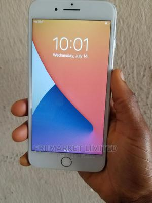 Apple iPhone 8 Plus 64 GB Silver | Mobile Phones for sale in Edo State, Ekpoma