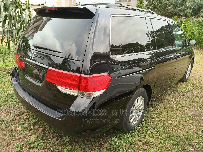 Honda Odyssey 2007 Touring Black   Cars for sale in Ogudu, Lagos State, Nigeria