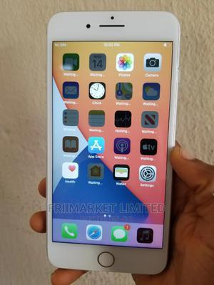 Apple iPhone 8 Plus 64 GB White | Mobile Phones for sale in Edo State, Okada