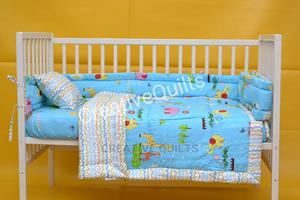 8pcs Baby Cot Bedding Set | Children's Furniture for sale in Lagos State, Ikeja
