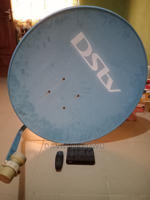 Dstv Dish and Decoder + Remote | TV & DVD Equipment for sale in Ogun State, Ado-Odo/Ota