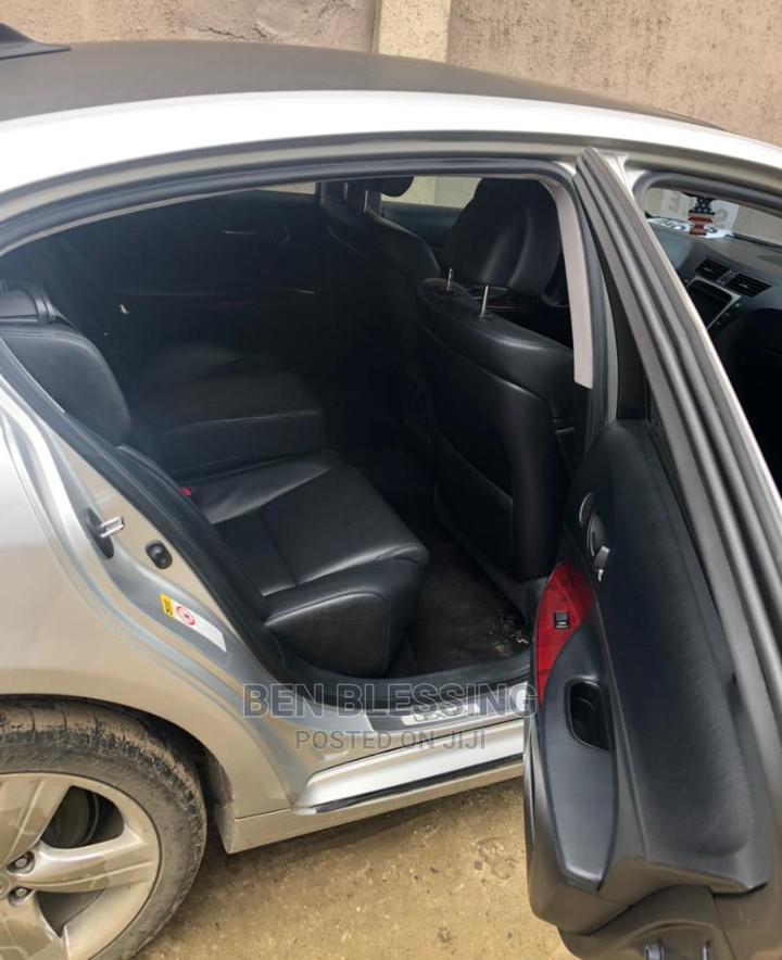 Archive: Lexus GS 2007 Silver
