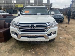 Toyota Land Cruiser 2015 4.5 V8 GX-R White   Cars for sale in Lagos State, Ikotun/Igando