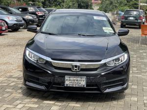 Honda Civic 2017 Black | Cars for sale in Abuja (FCT) State, Gwarinpa