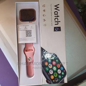 Smart Watch 6   Smart Watches & Trackers for sale in Ekiti State, Ado Ekiti